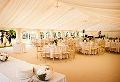 Marquee Wedding Inspiration Hire Receptions Tent
