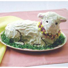 Spring Lamb 3-D Cake Pan | Stand up lamb pan - Kitchen Krafts