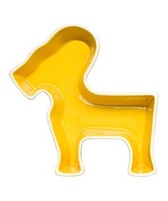 Take a look at this Yellow Goat Bowl by Sagaform on #zulily today!