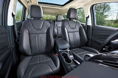 cool 2011 ford escape interior car images hd Third Generation 2013 Ford Escape Makes World Debut At 2011 Los