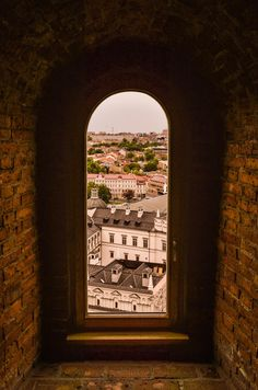 Vilnius from Gediminas tower by Karina Vera on 500px