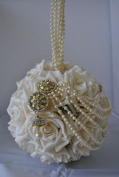 Here's a place to incorporate pearls...