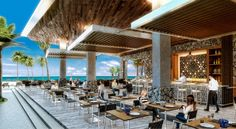 Breathless Riviera Cancun, Dining - Kibbeh