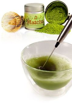 Recipe: Matcha Green Tea Ice Cream super healthy recipe frOm TEAVANA! filled wit