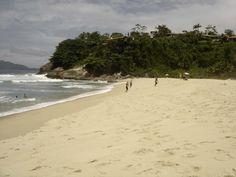 Praia Vermelha, Ubatuba (SP)