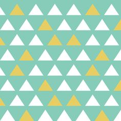 8AquaTriangles by mrshervi, click to purchase fabric
