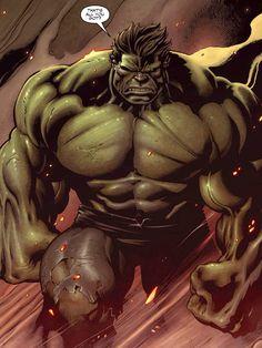 "Hulk ( Avengers ) // Marvel // Comics ""THAT'S ALL YOU GOT?!"" °°"