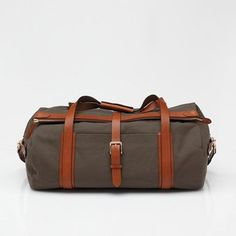 3f943aebaa5 Explorer Canvas Duffle Bag by Mismo Canvas Duffle Bag, Fabric Bags, Backpack  Bags,
