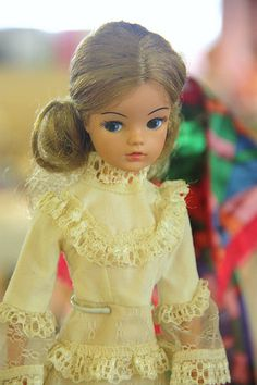 Vintage Sindy - I had this dress! My Childhood Memories, Childhood Toys, 1970s Childhood, Old Dolls, Antique Dolls, Vintage Barbie, Vintage Dolls, Tammy Doll, Sindy Doll