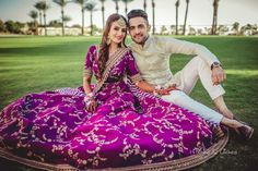 Looking for Aubergine sabysachi lehenga? Browse of latest bridal photos, lehenga & jewelry designs, decor ideas, etc. on WedMeGood Gallery. Sabyasachi Lehenga Bridal, Pink Lehenga, Bollywood Lehenga, Lehenga Choli, Sarees, Mehendi Outfits, Bridal Outfits, Bridal Dresses, Indian Wedding Couple Photography