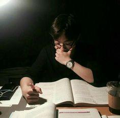 Read STUDY 📒 from the story Korean Ulzzang by fiandaintan with reads. Korean Boys Ulzzang, Cute Korean Boys, Ulzzang Couple, Ulzzang Boy, Korean Men, Asian Boys, Asian Men, Cute Boys, Aesthetic People