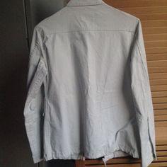 Vintage Helmut Lang 1998 White Jacket 90S Original