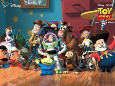 Love Toy Story!