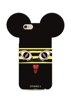 IPHORIA COLLECTION Listen - Monster Angry Bee für Apple iPhone 6/6s 1