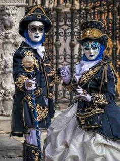 Venice Carnival Italy Photos Album 2 - Page 16 Carnival Makeup, Carnival Masks, Carnival Costumes, Venetian Masquerade, Venetian Masks, Masquerade Ball, Costume Carnaval, Masquerade Costumes, Mardi Gras