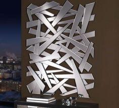 Miroirs modernes en verre: modèle NOVA.