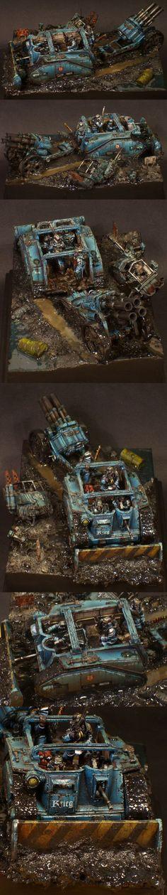 Centaur artillery tractor DKOK - Aliaume