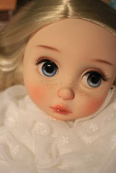 Disney animator doll custom