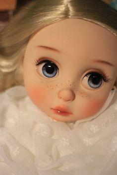Disney animator doll custom