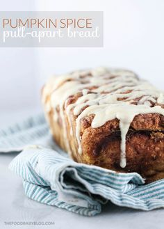 Pumpkin Spice Pull-Apart Bread