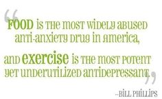 Exercise improves mood in people with mild to moderate depression