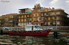 The beauty of Port Said 😍 واحده من اجمل المدن المصرية مدينة الجمال بورسعيد .  شير وعرف الناس جمال مصر