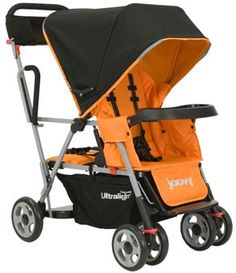 This is one of the best strollers I've owned (and I've owned plenty). I recommend it to anyone with two kids.