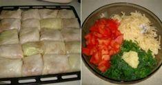 Hlavné jedlá Archives - Page 4 of 12 - Báječná vareška Cabbage Leaves, Cabbage Rolls, Bon Appetit, Mashed Potatoes, Carrots, Main Dishes, Good Food, Pork, Rice