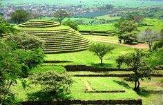 Guachimontones Pyramids Guadalajara Jalisco 3 1/2 hour drive from Grand Luxxe