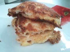 Blog de schtroumfet :Les délices de Linette, Pannequets croustillants au comté