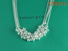 Tiffany & Co Necklace Outlet Sale 139319 Tiffany jewelry $23.39