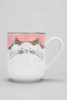 Happy Cat Mug Next pottery painting day with the B~Suite Girls! Happy Cat Mug Next pottery painting day with the B~Suite Girls! Crazy Cat Lady, Crazy Cats, Crackpot Café, Cat Mug, Ceramic Painting, Pottery Painting Ideas, Pottery Ideas, Cat Gifts, Coffee Cups