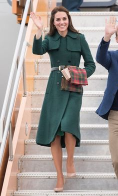 Kate Middleton style: All of her royal tour outfits in Canada