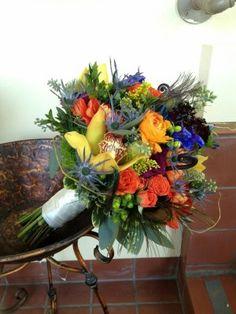 Wedding Flower Trends for 2014