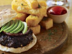 Yowza! Candle 79's famous Gluten Free Vegan Black Bean Burgers via @The Blender Girl
