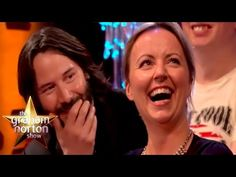 Keanu Reeves Gets Hit On By An Audience Member | The Graham Norton Show - YouTube