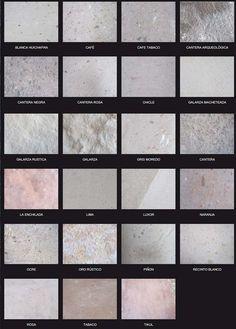 Tipos de m rmol de importaci n for Clases de marmoles y granitos