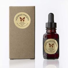 Vanessa Megan N.E.O. Face Oil. Rosehip, Vetiver, Carrot Seed and Lemongrass for a powerful, regenerating and anti-ageing serum. All skin types. www.peachyclean.c... #skincare #antiaging #beauty #aging