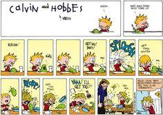 Calvin and Hobbes Comic Strip  for Dec/07/2014 on GoComics.com