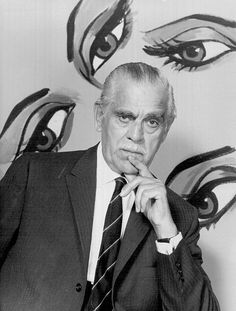 On this day in 1887, horror icon Boris Karloff was born. He is best remembered for bringing Frankenstein's monster to life on screen. How are you related?