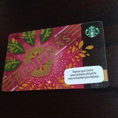 Starbucks Philippines Anniversary Card (2015)