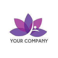 Wellness logo | Yoga logo | Massage logo | Spa logo | FOR SALE - CONTACT US