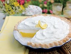 3 Citrus Desserts to Please Your Summer Sweet Tooth