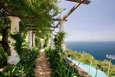 Villa Venere : Capri : Amalfi Coast Villas - Italy Villas