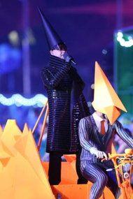 Pet Shop Boys, Closing Ceremony.