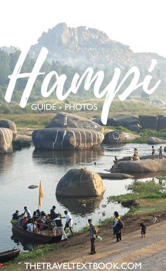 Don't Worry, Be Hampi: Exploring Hampi, India  Travel guide for Hampi, India.   #travel #India #Hampi