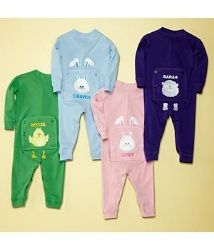 Send Infant Easter Long Johns from Personal Creations. Long Johns, Build A Bear, Easter Party, Having A Baby, Easter Baskets, Pjs, Infant, Graphic Sweatshirt, Sweatshirts