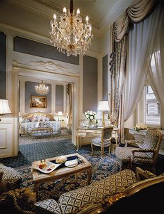 An Opulent Master Suite