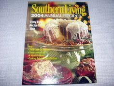 Southern Living 2004 : Annual Recipes (2004, Hardcover)