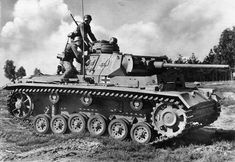 Panzerkampfwagen III (5 cm Kw.K. L/60) Ausf. L Tp mit Vorp…   Flickr